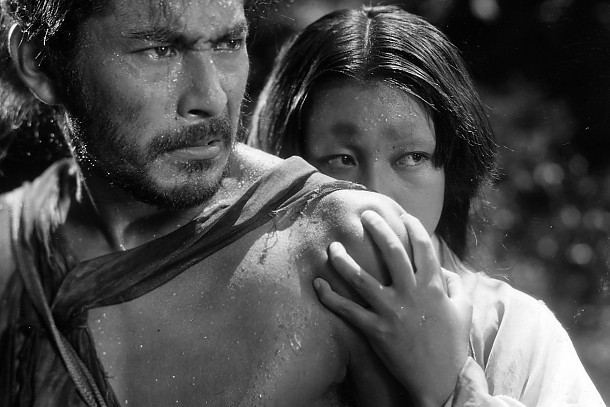 in a grove and rashomon essay